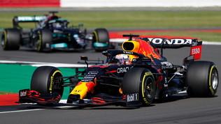 F1, sabato da Sprint a Silverstone
