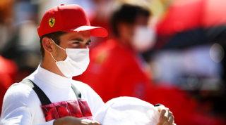"""Leclerc: """"Difficile godersi il podio, ma siamo sulla strada giusta"""""""