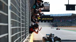 "Hamilton: ""Gara complicata, dato spazio a Verstappen"". Bottas: ""Punti importanti"""