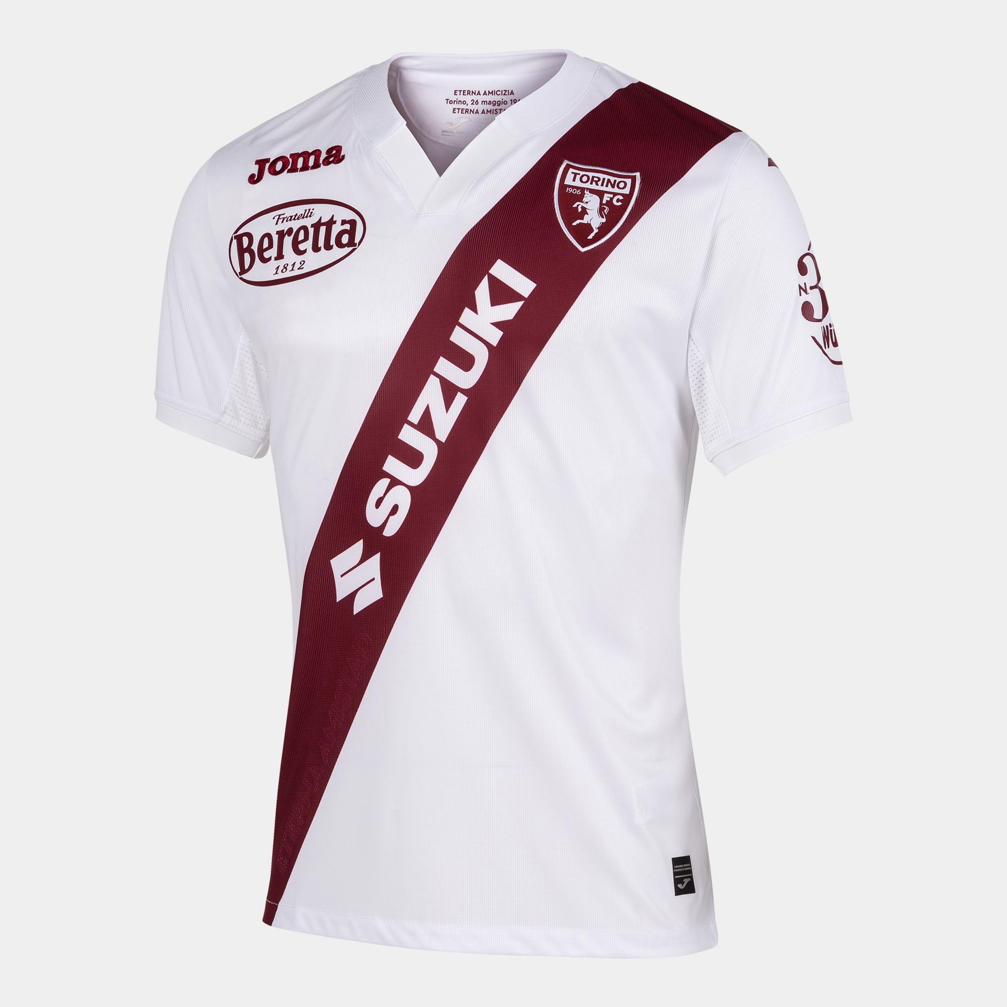 Torino: seconda maglia