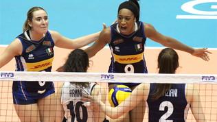 Volley giovanile, l'Italia femminile è campione del mondo Under 20