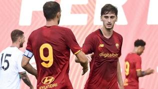 Buona anche la seconda per la Roma di Mou: Dzeko torna capitano
