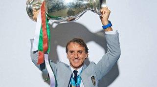 """Mancini gode ancora: """"Sette giorni fa a quest'ora… Grazie ragazzi"""""""