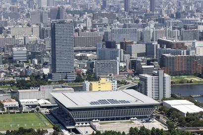 Tokyo Acquatics Centre
