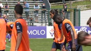 """Fiorentina, Maleh: """"Grande emozione e tanta voglia di imparare"""""""