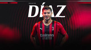 Il Milan ha il suo numero 10: ufficiale anche Brahim Diaz