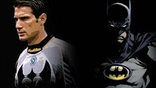 """Batman contro Pino Bat: Taglialatela""""aggredito"""" per un marchio conteso"""