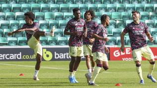Focolaio all'Arsenal, salta la sfida con l'Inter negli Usa