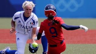 L'Italiaparte con una sconfitta: 2-0 dagli Usa nel softball