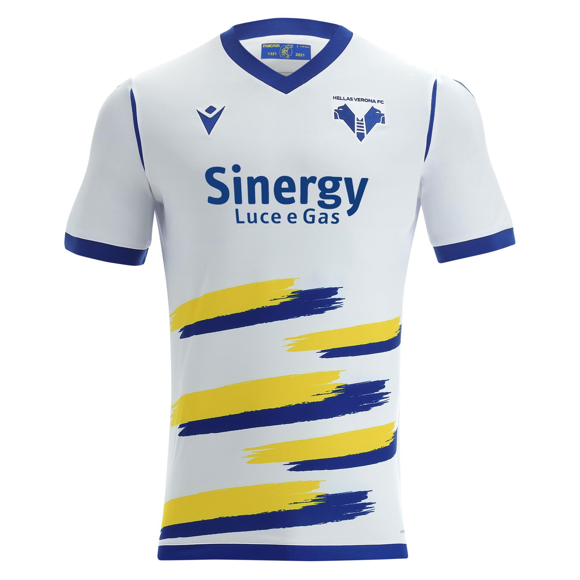 Verona: seconda maglia
