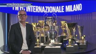 Inter, precampionato complicato