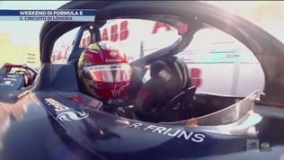 Il weekend di Formula E