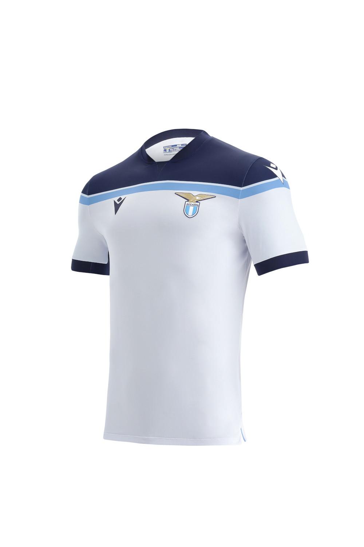 Lazio, domina il bianco per le maglie da trasferta | Foto ...