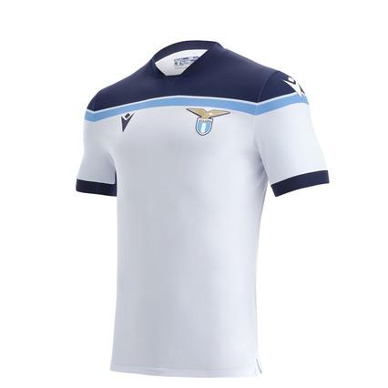 Lazio, la terza maglia è total black | Foto - Sportmediaset