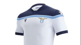 Lazio, domina il bianco per le maglie da trasferta