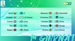 Serie B, il calendario della stagione 2021/2022