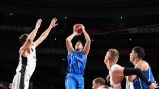 L'Italiabasket torna ai Giochi dopo 17 anni e riparte con un successo