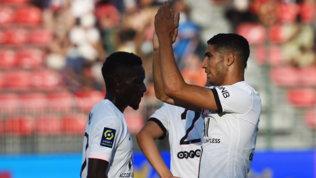 PSG, Hakimi subito decisivo: entra e segna, Orléans ko VIDEO