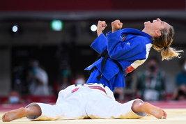 Tokyo 2020, judo: bronzo per Odette Giuffrida
