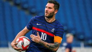 Gignac trascina la Francia, pari Brasile, Spagna-Argentina per la qualificazione