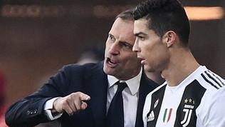 Cristiano Ronaldo è tornato a Torino | Domani sarà alla Continassa