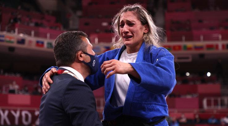 Impresa di Maria Centracchio:è bronzo nella categoria -63 kg!