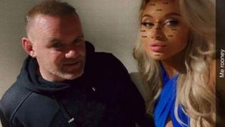 Rooney, notte in albergo con tre modelle: foto online, denunciato un ricatto