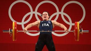 Super argento di Giorgia Bordignonnella categoria 64 kg!