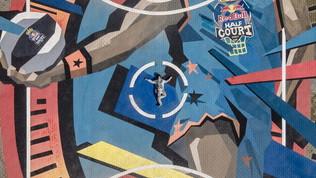 Red Bull Half Court 2021: tutto pronto per la finale di sabato a Roma