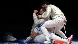 Tokyo, sciabola a squadre maschile in finale per l'oro