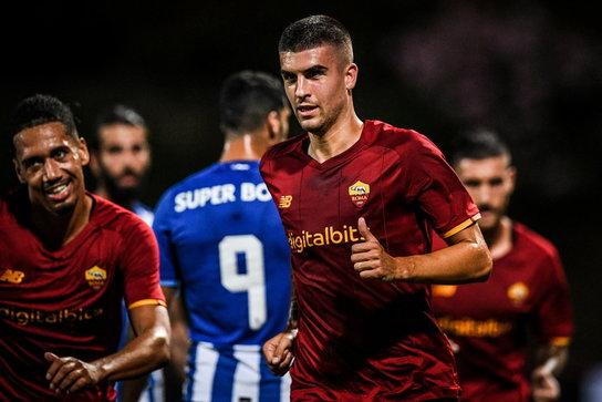 Roma beffata nel finale: solo al 90' il Porto trova il pari