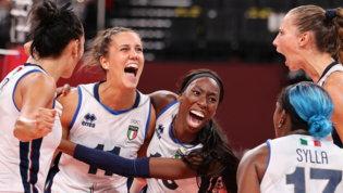 LIVE, notte olimpica al via: si parte con l'Italvolley contro l'Argentina