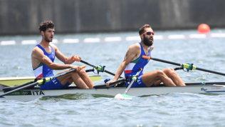 L'Italia parte alla grande: Oppo e Ruta bronzo nel doppio pesi leggeri uomini