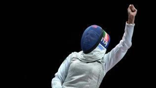 Quinta medaglia azzurra dalla scherma: bronzo del fioretto donne, Usa ko