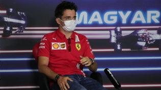 """Leclerc: """"Silverstone fa ancora male"""". Sainz: """"Titolo nel 2022"""""""
