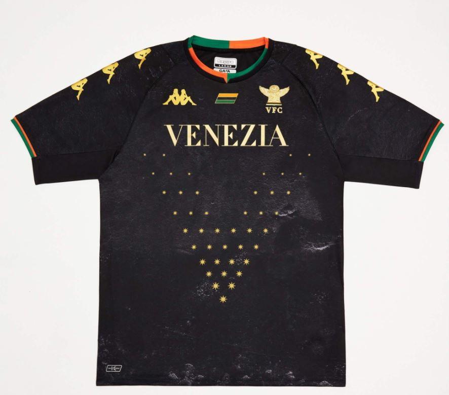 Venezia: prima maglia