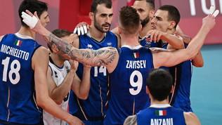 L'Italia piega anche l'Iran, Juantorena porta gli Azzurri ai quarti