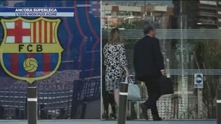 Super League: esultano Juve, Real e Barça
