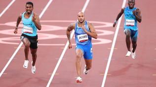 Jacobslampo nei 100, record italiano e semifinale