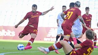 La Roma non sfonda col Siviglia,super Napoli contro il Bayern