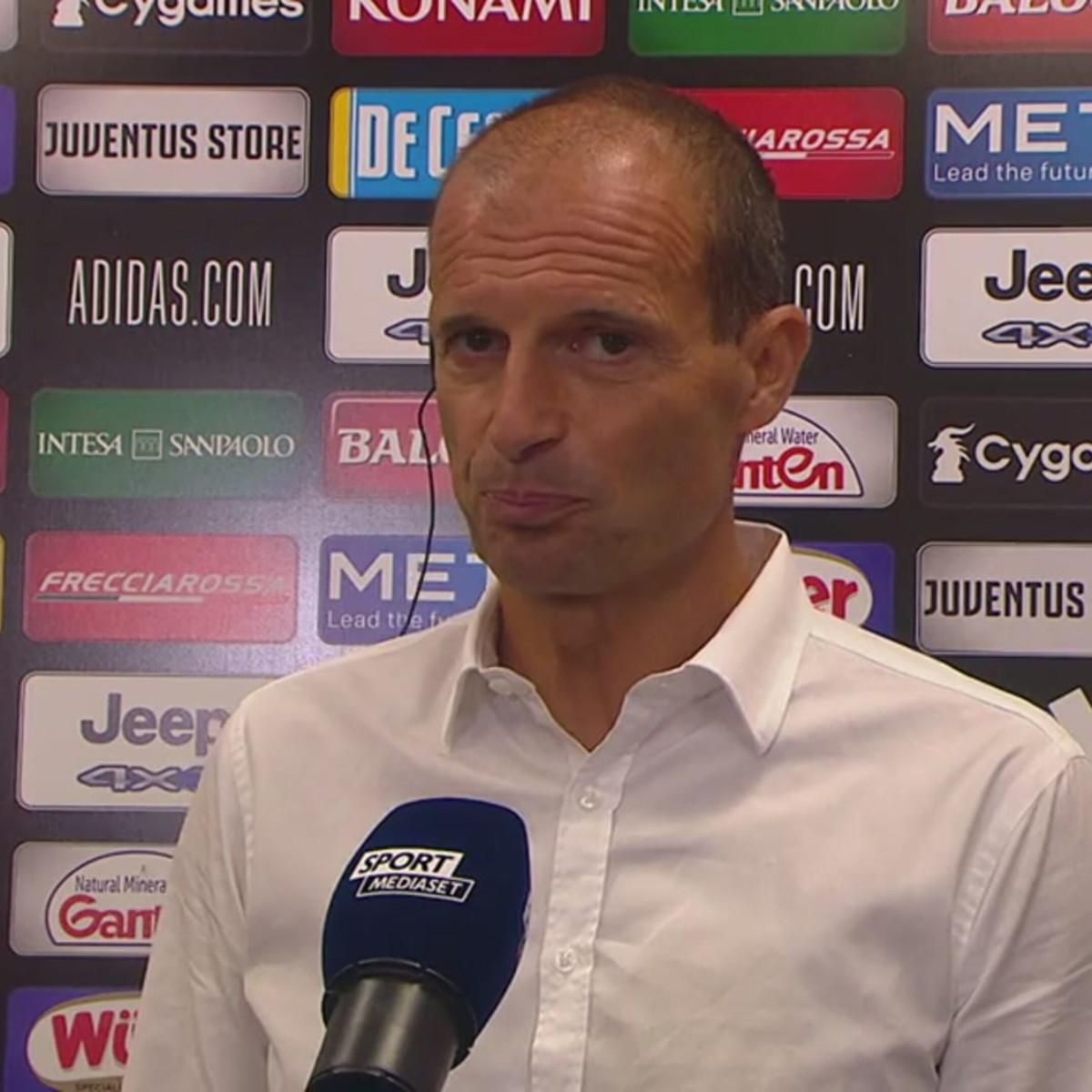 """Allegri: """"Pjanic? Lo saluto ma è del Barcellona"""""""