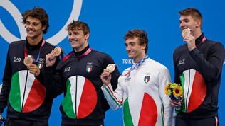 Nuoto italiano da record anche senza l'oro: eguagliata Sydney 2000