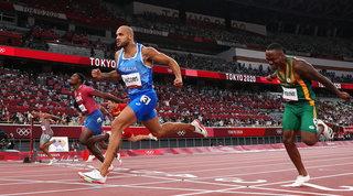 Mostruoso Jacobs, vince i 100m in 9''80! L'uomo più veloce del mondo è italiano