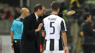 Dalla Spagna: incontro imminente Juventus-Ramadani per Pjanic
