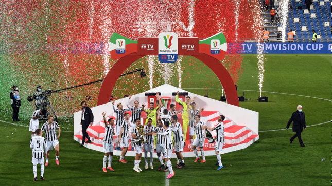 Il calcio di Mediaset: grandi esclusive e un nome nuovo in squadra
