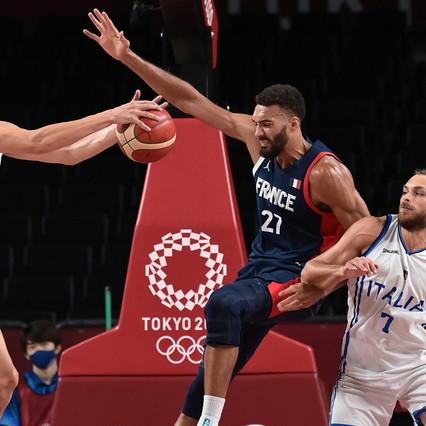 Italbasket fuori dai Giochi: è la Francia a volare in semifinale