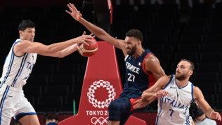 Italbasket fuori dai Giochi: Fontecchio e Gallinari non bastano, Francia in semifinale