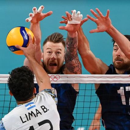 Anche l'Italvolley si arrende e saluta Tokyo: Argentina in semifinale
