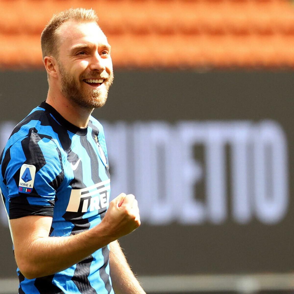 L'Inter ritrova Eriksen: il danese è tornato a Milano