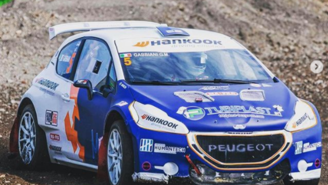 Campionato italiano rallycross: a Castelletto vince Gabbiani